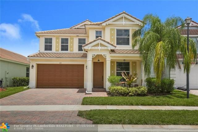 440 Belle Grove Ln, Royal Palm Beach, FL 33411 (MLS #F10131988) :: Green Realty Properties