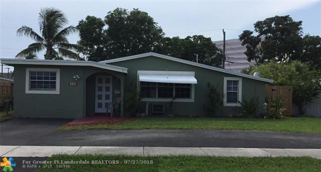 5911 NE 1st Ter, Oakland Park, FL 33334 (MLS #F10132095) :: Green Realty Properties