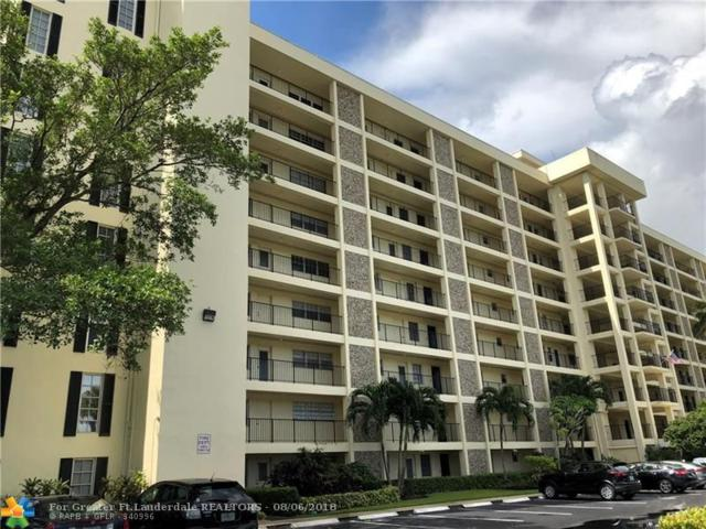 3200 N Palm Aire Dr #707, Pompano Beach, FL 33069 (MLS #F10132976) :: Green Realty Properties