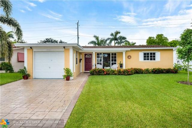 1421 Liberty St, Hollywood, FL 33020 (MLS #F10133068) :: Green Realty Properties