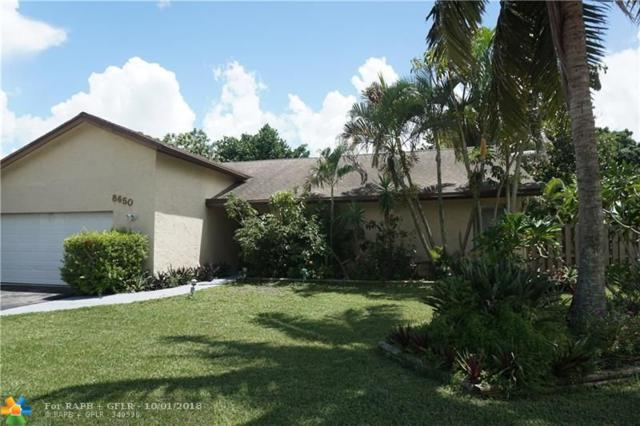 8650 NW 47th Ct, Lauderhill, FL 33351 (MLS #F10133432) :: Green Realty Properties