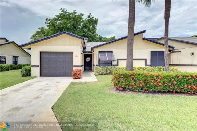10 Ridge Pointe Dr A, Boynton Beach, FL 33435 (MLS #F10134064) :: Green Realty Properties