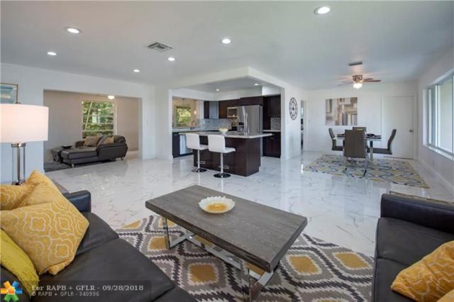1460 NE 56th Ct, Fort Lauderdale, FL 33334 (MLS #F10134857) :: Green Realty Properties