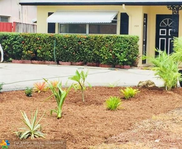1709 NE 55th St, Fort Lauderdale, FL 33334 (MLS #F10135362) :: Green Realty Properties