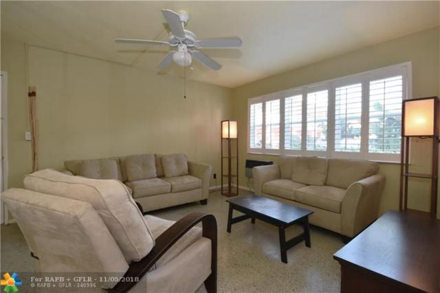 700 Antioch Ave #17, Fort Lauderdale, FL 33304 (MLS #F10135751) :: Green Realty Properties