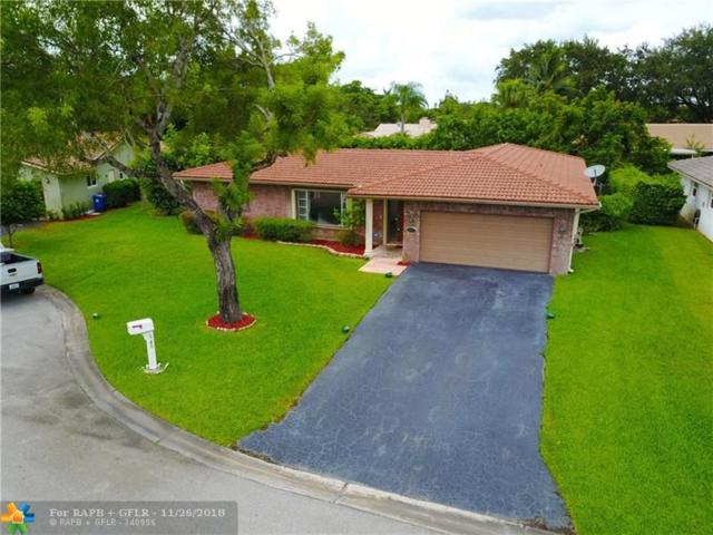 1071 NW 83rd Dr, Coral Springs, FL 33071 (MLS #F10137360) :: Green Realty Properties