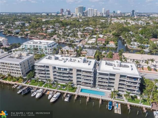 80 Hendricks Isle #402, Fort Lauderdale, FL 33301 (MLS #F10137447) :: Green Realty Properties
