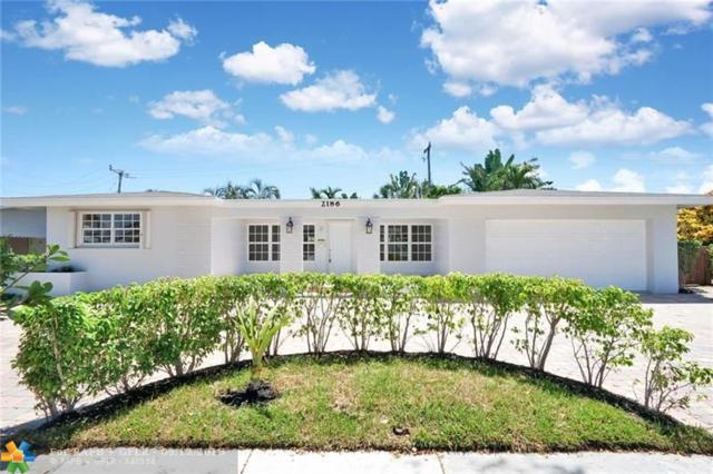 2186 NE 59th Ct, Fort Lauderdale, FL 33308 (MLS #F10137731) :: The O'Flaherty Team