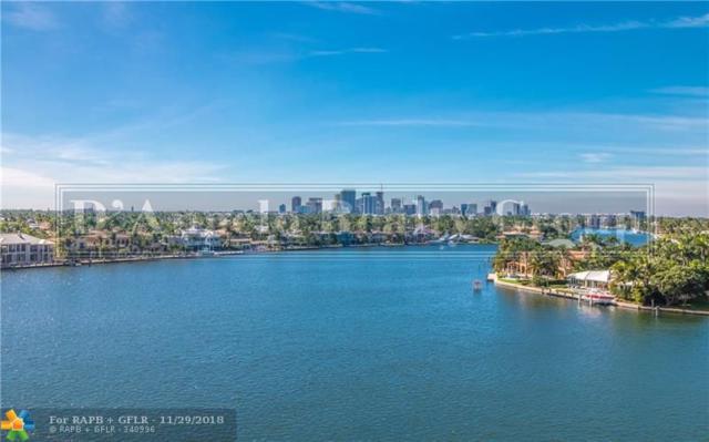 511 Bayshore Dr Ph-5, Fort Lauderdale, FL 33304 (MLS #F10137848) :: Green Realty Properties