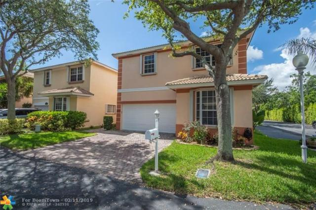 1270 Hayes St, Hollywood, FL 33019 (MLS #F10137960) :: Green Realty Properties