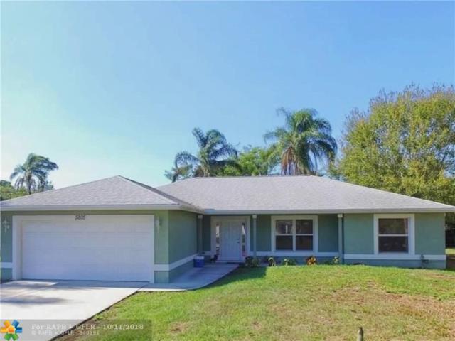 5805 Cassia Drive, Fort Pierce, FL 34982 (MLS #F10138099) :: Green Realty Properties