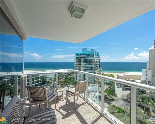 3000 Holiday Dr 1202-1203, Fort Lauderdale, FL 33316 (MLS #F10138430) :: Green Realty Properties