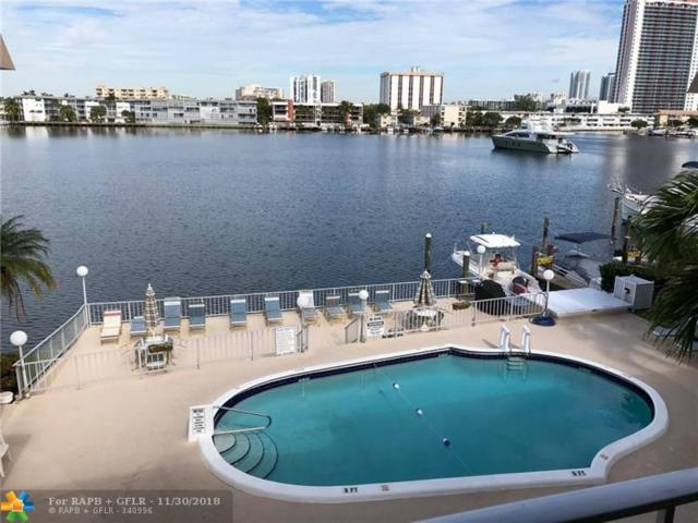 300 Golden Isles Dr #303, Hallandale, FL 33009 (MLS #F10139360) :: Green Realty Properties