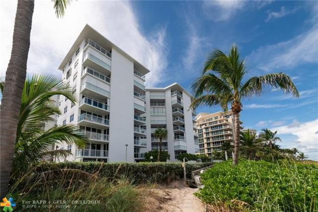 1057 Hillsboro Mile #312, Hillsboro Beach, FL 33062 (MLS #F10139982) :: Green Realty Properties