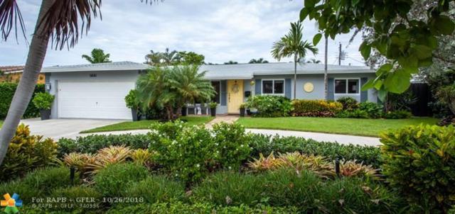 5830 NE 19th Ter, Fort Lauderdale, FL 33308 (MLS #F10140284) :: Green Realty Properties