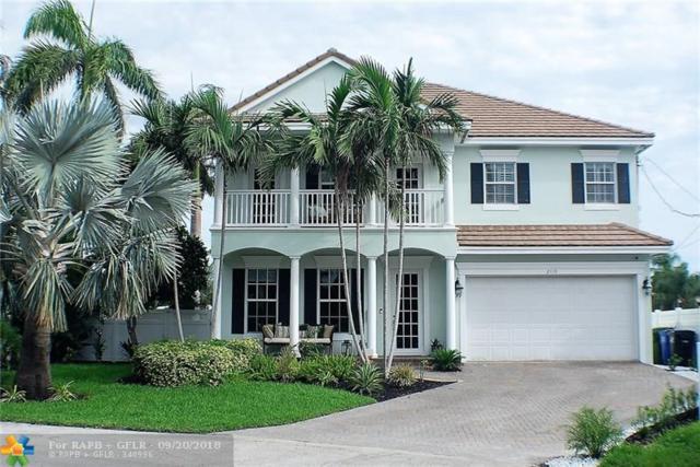 2119 NE 14TH CT, Fort Lauderdale, FL 33304 (MLS #F10140336) :: Green Realty Properties