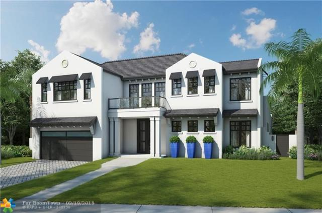 1017 S Rio Vista Blvd, Fort Lauderdale, FL 33316 (MLS #F10140420) :: The Paiz Group