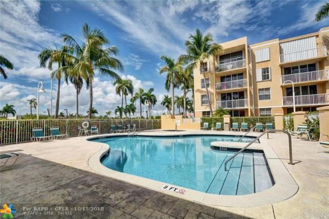 1341 SE 3rd Ave #205, Dania Beach, FL 33004 (MLS #F10140979) :: Green Realty Properties