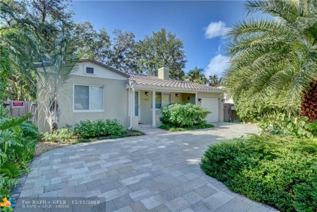 201 NE 17th Ave, Fort Lauderdale, FL 33301 (MLS #F10141293) :: Laurie Finkelstein Reader Team