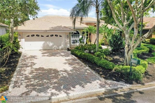 10623 NW 51st St, Coral Springs, FL 33076 (MLS #F10141622) :: Green Realty Properties