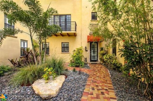 1313 NE 2nd St #1313, Fort Lauderdale, FL 33301 (MLS #F10141927) :: Green Realty Properties