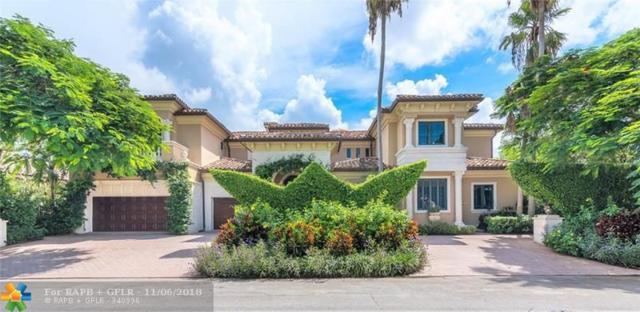 600 San Marco Dr, Fort Lauderdale, FL 33301 (MLS #F10142143) :: Green Realty Properties