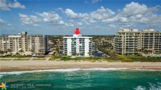 1057 Hillsboro Mile #223, Hillsboro Beach, FL 33062 (MLS #F10142978) :: Green Realty Properties