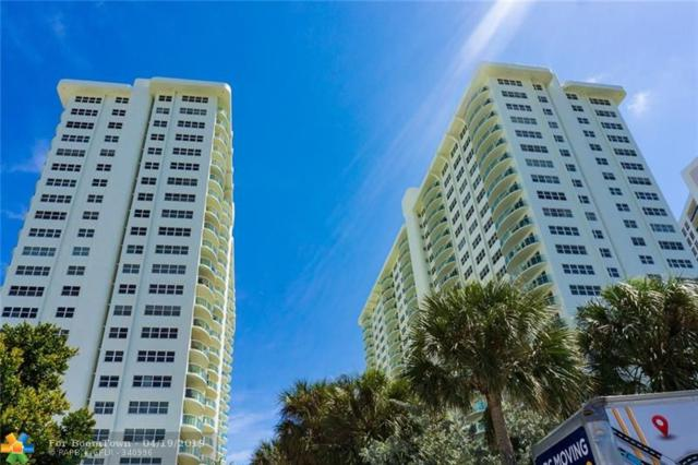 3400 Galt Ocean Dr 1207S, Fort Lauderdale, FL 33308 (MLS #F10143143) :: EWM Realty International