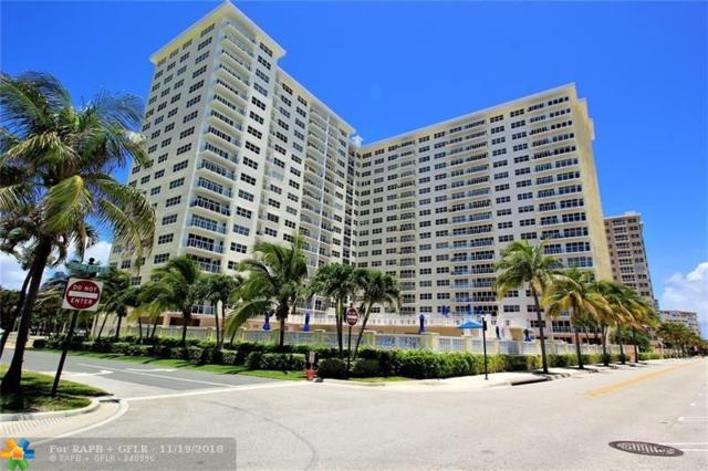 111 N Pompano Beach Blvd #1705, Pompano Beach, FL 33062 (MLS #F10143200) :: Green Realty Properties