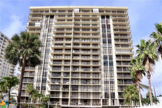 3031 N Ocean Blvd #205, Fort Lauderdale, FL 33308 (MLS #F10143872) :: Green Realty Properties