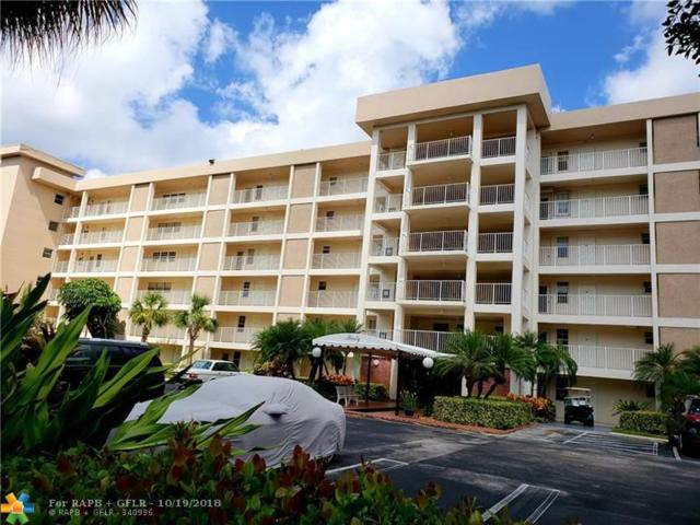 2851 S Palm Aire Dr #209, Pompano Beach, FL 33069 (MLS #F10143932) :: Green Realty Properties