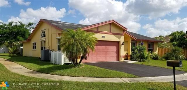 8475 NW 34th Mnr, Sunrise, FL 33351 (MLS #F10144409) :: Green Realty Properties
