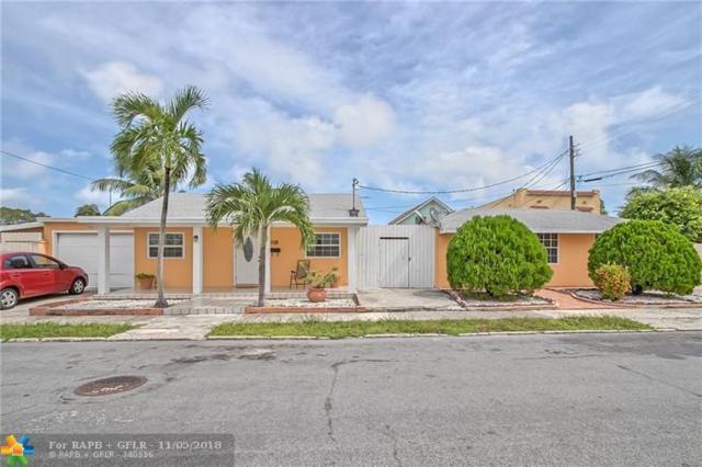 4002 Virginia Terrace, West Palm Beach, FL 33405 (MLS #F10145257) :: Green Realty Properties