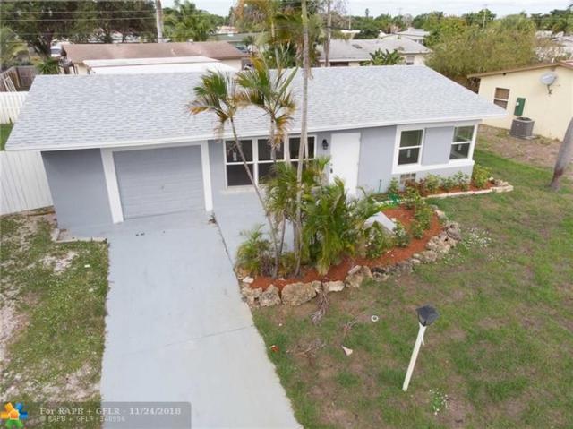 1121 NE 23rd St, Pompano Beach, FL 33064 (MLS #F10145423) :: Green Realty Properties