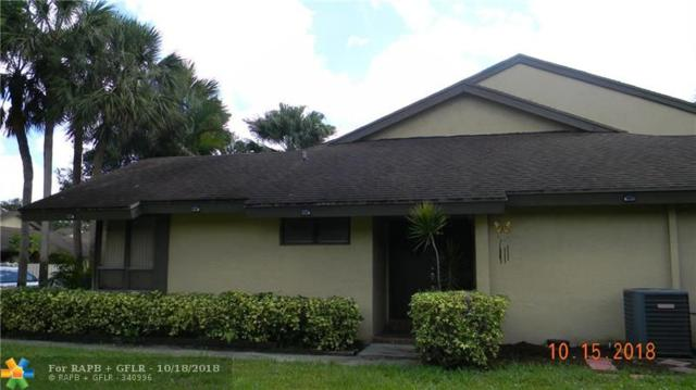 8781 Cleary Blvd #8781, Plantation, FL 33324 (MLS #F10145665) :: Green Realty Properties