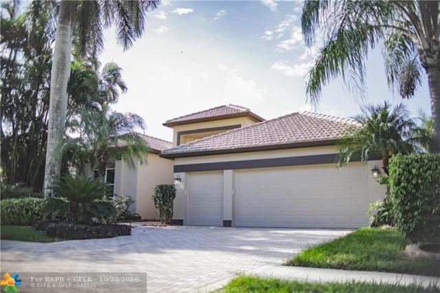 11637 Privado Way, Boynton Beach, FL 33437 (MLS #F10145813) :: Green Realty Properties