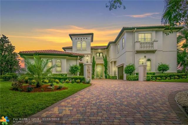 3230 Hunter Rd, Weston, FL 33331 (MLS #F10147226) :: Green Realty Properties