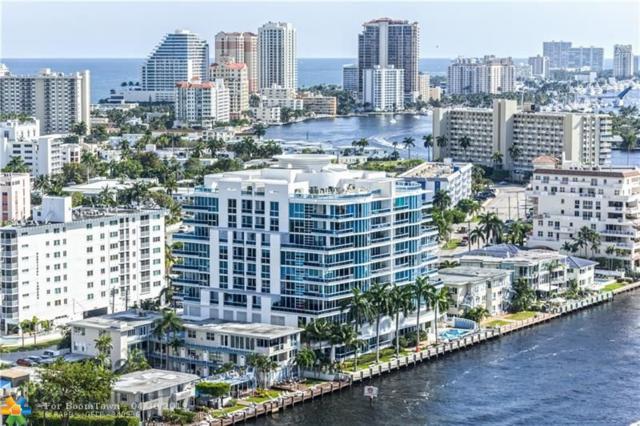 715 Bayshore Dr #405, Fort Lauderdale, FL 33304 (MLS #F10147268) :: Green Realty Properties