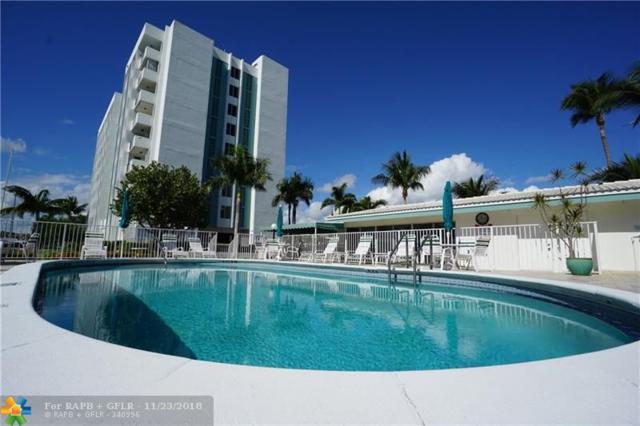 3210 SE 10th St 8F, Pompano Beach, FL 33062 (MLS #F10147287) :: Green Realty Properties