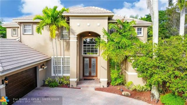 10865 NW 71st Ct, Parkland, FL 33076 (MLS #F10147520) :: Green Realty Properties