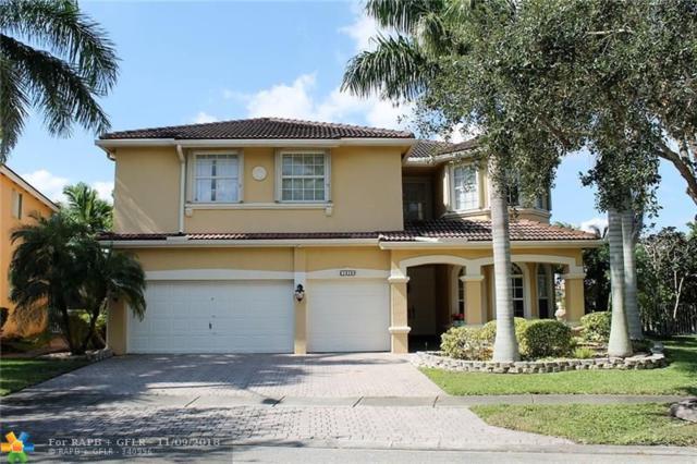 1410 SW 164th Ave, Pembroke Pines, FL 33027 (MLS #F10147977) :: Green Realty Properties