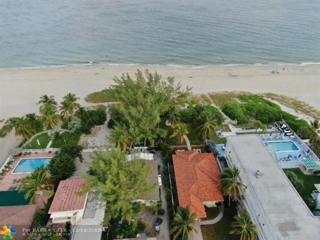 412 Briny Ave, Pompano Beach, FL 33062 (MLS #F10150840) :: Castelli Real Estate Services