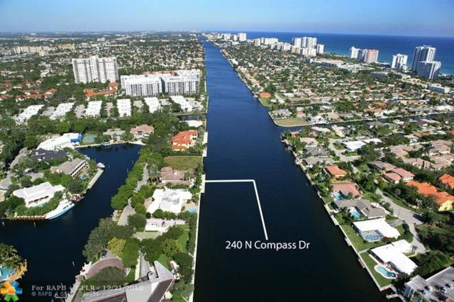 240 N Compass Dr, Fort Lauderdale, FL 33308 (MLS #F10151478) :: The Paiz Group