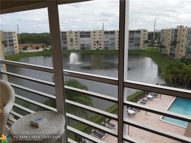 401 SE 3rd St #608, Dania Beach, FL 33004 (MLS #F10151673) :: Green Realty Properties