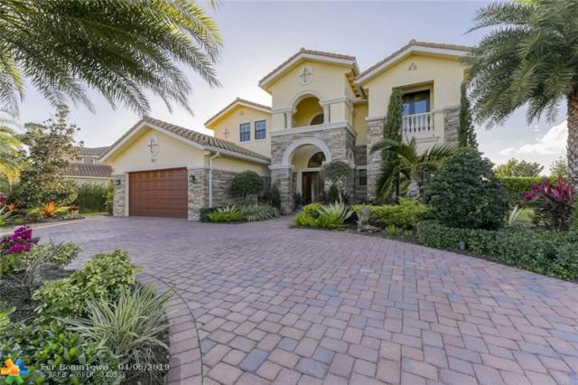 7857 Blue Sage Way, Parkland, FL 33076 (MLS #F10154119) :: GK Realty Group LLC
