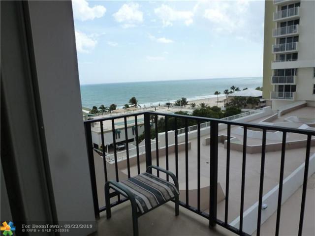 101 Briny Ave #804, Pompano Beach, FL 33062 (MLS #F10159168) :: Castelli Real Estate Services