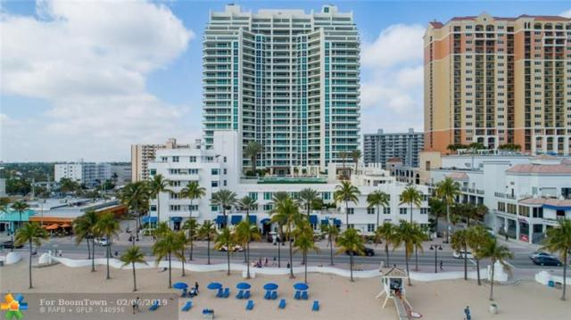101 S Fort Lauderdale Beach Blvd #1207, Fort Lauderdale, FL 33316 (MLS #F10160671) :: Castelli Real Estate Services