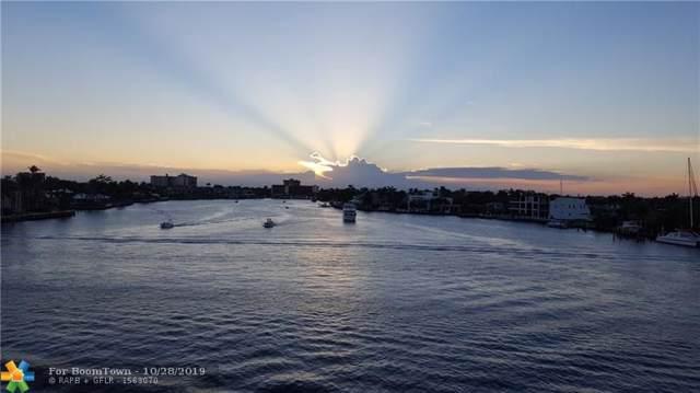 1201 #PHB S Riverside Dr Phb, Pompano Beach, FL 33062 (MLS #F10163349) :: Berkshire Hathaway HomeServices EWM Realty