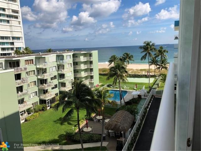 1770 S Ocean Blvd #608, Lauderdale By The Sea, FL 33062 (MLS #F10163833) :: Laurie Finkelstein Reader Team