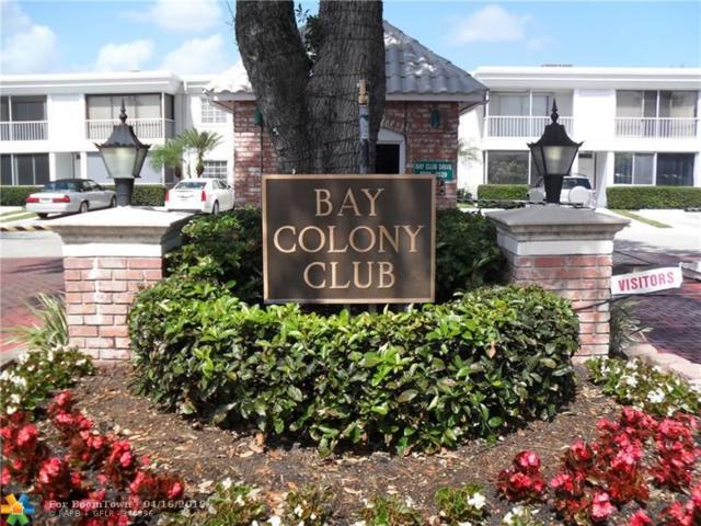 6291-3 Bay Club Dr. #3, Fort Lauderdale, FL 33308 (MLS #F10164868) :: The O'Flaherty Team